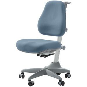 FLEXA Schüler-Schreibtischstuhl  Verto ¦ blau