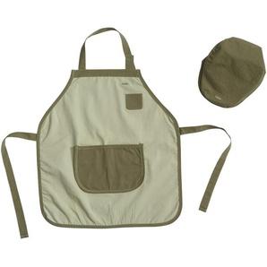 FLEXA Verkäuferkleidung   The Shop ¦ grün ¦ Stoff (100% Baumwolle) Baby  Spielen  Lernspielzeug » Höffner