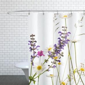 Flora - Margaritte - Duschvorhang