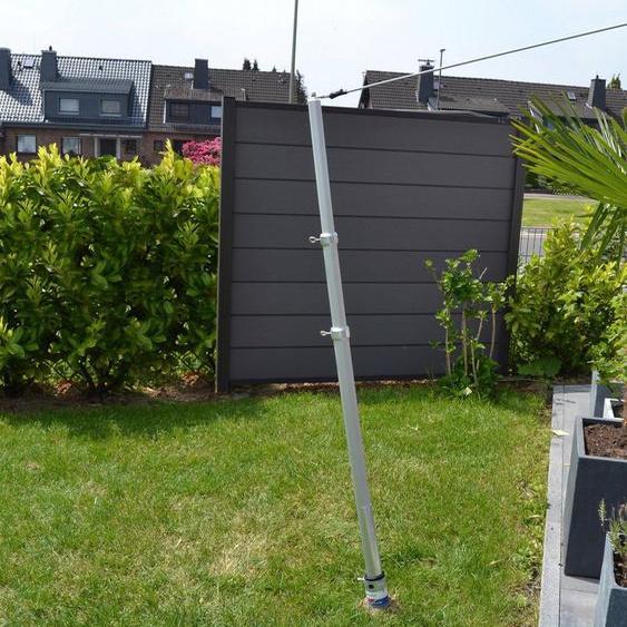 Floracord Mast, 280 cm Höhe, für Sonnensegel bis 25 m²