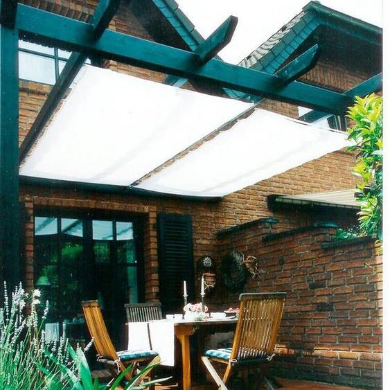 FLORACORD Sonnensegel »Innenbeschattung«, mit Seilspann-Set, BxL: 270x140 cm, 1 Bahn