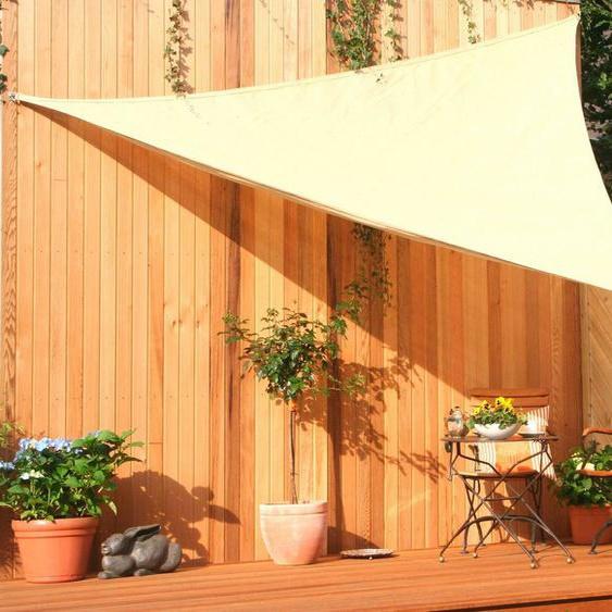 FLORACORD Sonnensegel Schenkellänge: 500 cm