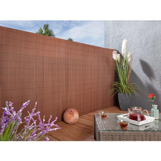 Floraworld Kunststoff-Matte premium Braun