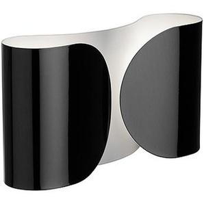 Flos - Foglio - schwarz glänzend
