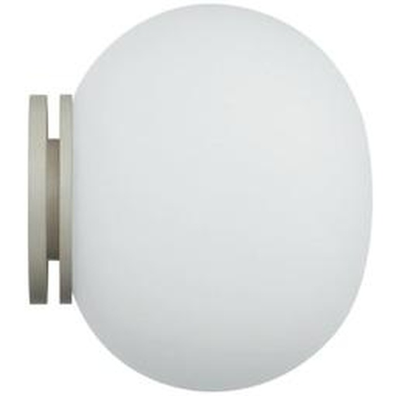 Flos Mini Glo-Ball C/W Wand- / Deckenleuchte