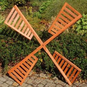 Flügel aus Holz für Windmühle, imprägniert, 1,20 m Spannweite