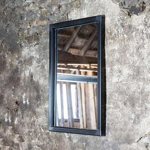 Flur Spiegel in Anthrazit 40 cm breit