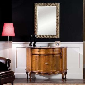 Flurmöbel Set im Barock Design Spiegel (2-teilig)