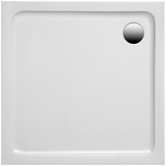 FOND Duschwanne »Set Quadratische Duschwanne«, quadratisch, Sanitäracryl, 800x800/30 mm