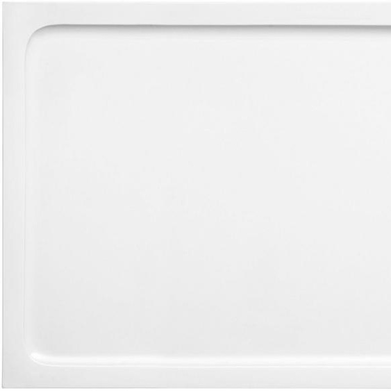 FOND Duschwanne »Set Rechteckduschwanne«, rechteckig, Sanitäracryl, 1000x800/30 mm