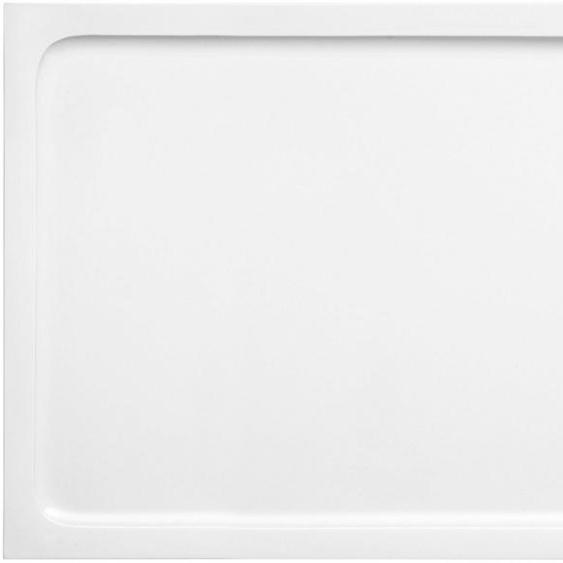 FOND Duschwanne »Set Rechteckduschwanne«, rechteckig, Sanitäracryl, 1000x900/30 mm