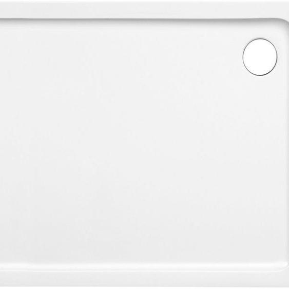FOND Duschwanne »Set Rechteckduschwanne«, rechteckig, Sanitäracryl, 1200x900/30 mm