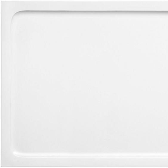 FOND Duschwanne »Set Rechteckduschwanne«, rechteckig, Sanitäracryl, 900x750/30 mm