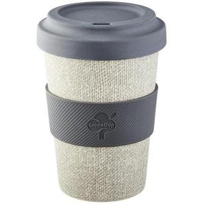 for friends Kaffeebecher ¦ grau ¦ Silikon ¦ Maße (cm): H: 13,5 Ø: [9.5] Geschirr  Becher » Höffner