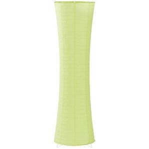 KHG Papier-Stehleuchte, 2-flammig grün Waschtrockner ¦ grün ¦ Maße (cm): H: 122 Ø: [38.0] Lampen & Leuchten  Innenleuchten  Stehlampen » Höffner