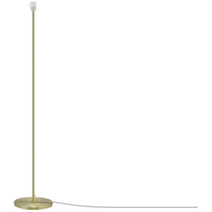 for friends Stehleuchte, 1-flammig, messing matt   gold   131 cm  