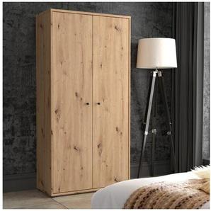 FORTE Garderobenschrank »Tempra« Breite 73,7 cm