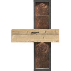FORTE Regal »KALOMIRA«, Höhe 183, 4 cm
