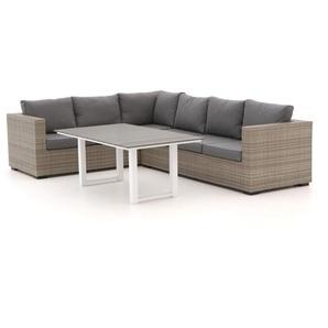 Forza Giotto/Bolano Esstisch lounge-Set 3-teilig
