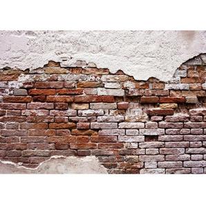 Fototapete Alte Mauer 2.54 m x 416 cm