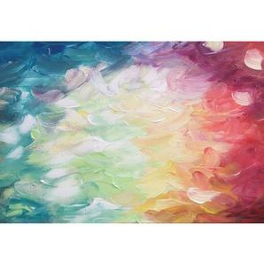 Fototapete Aquarell Bunt 1.84 m x 254 cm