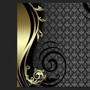Fototapete Golden Curtain 245 cm x 350 cm