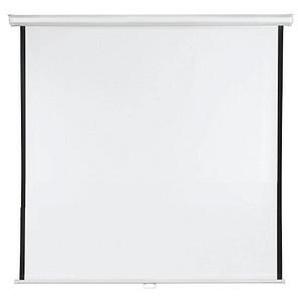FRANKEN Rolloleinwand 150 x 150 cm Projektionsfläche