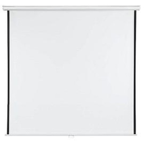 FRANKEN Rolloleinwand 180 x 180 cm Projektionsfläche