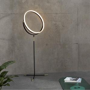 Franz LED-Stehlampe, Schwarz