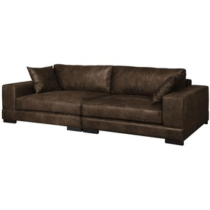 Bigsofa Mandor Antiklederlook