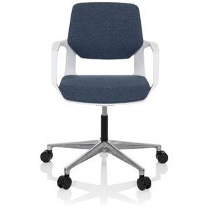 FREE WHITE - Home Office Bürostuhl Blau