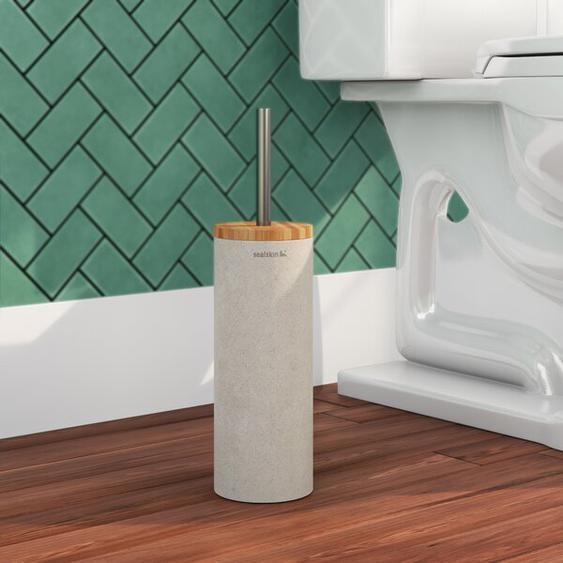 Freistehende Toilettenbürste und Halter Grace