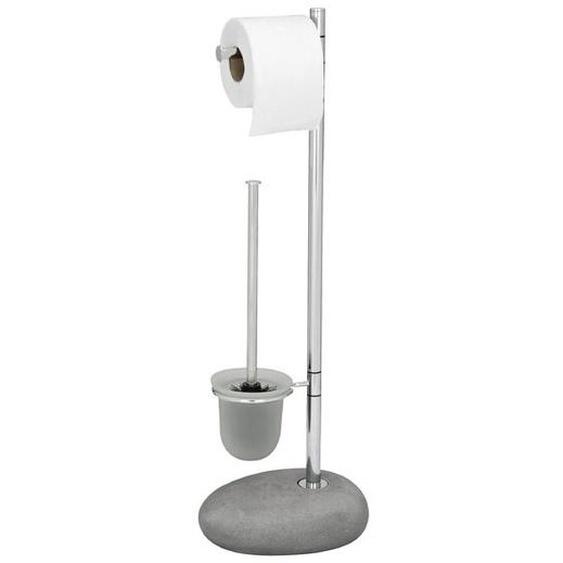 Freistehendes Toilettenbürsten-Set Aalap