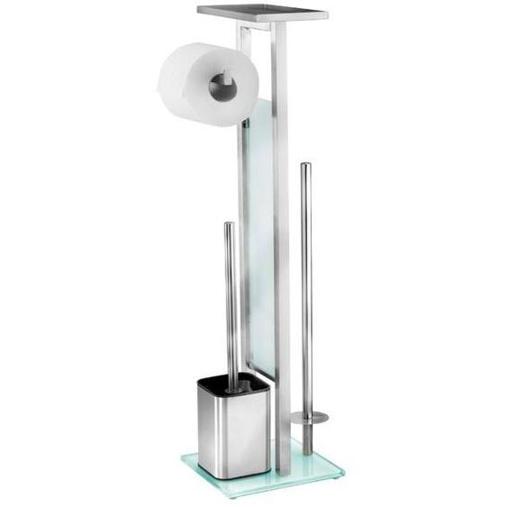 Freistehendes Toilettenbürsten-Set Debar