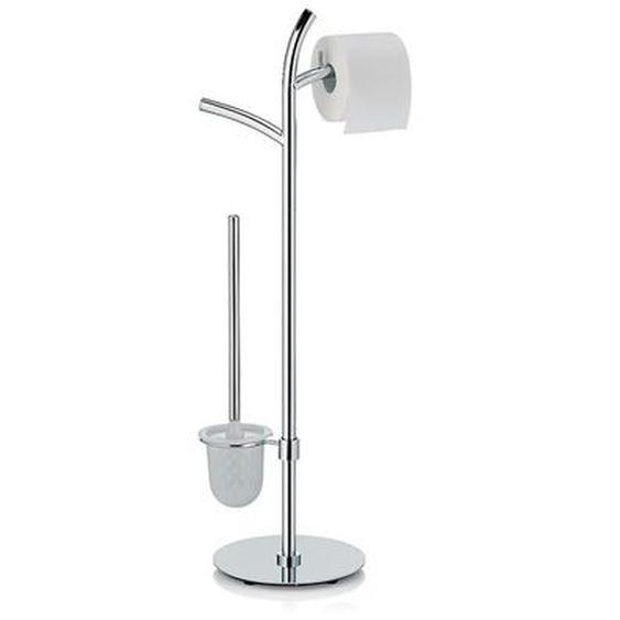 Freistehendes Toilettenbürsten-Set Saltus