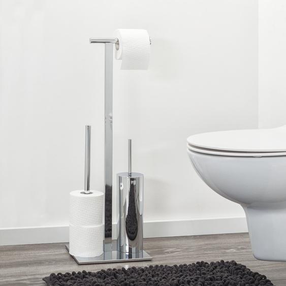 Freistehendes Toilettenbürsten-Set Tube