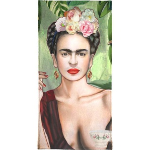 Frida Con Amigos - Handtuch