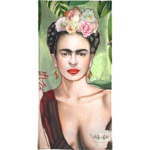 Frida Con Amigos - Strandtuch