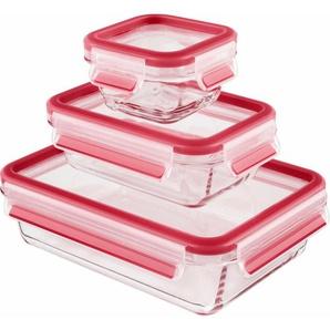 Frischhaltedose , transparent, »CLIP & CLOSE«, Emsa