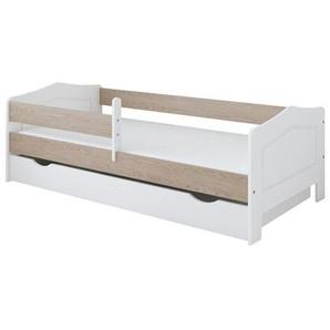 Funktionsbett Kaiser mit Matratze und Schublade