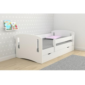 Funktionsbett Lauryn mit Matratze und Schublade
