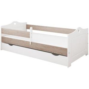 Funktionsbett Willow Sage mit Matratze und Schublade