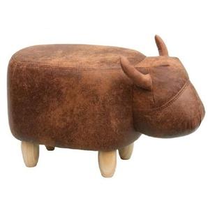 Fußhocker Cocoa the Cow