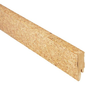 Fußleiste 240 x 4 x 2 cm Kork granular furniert