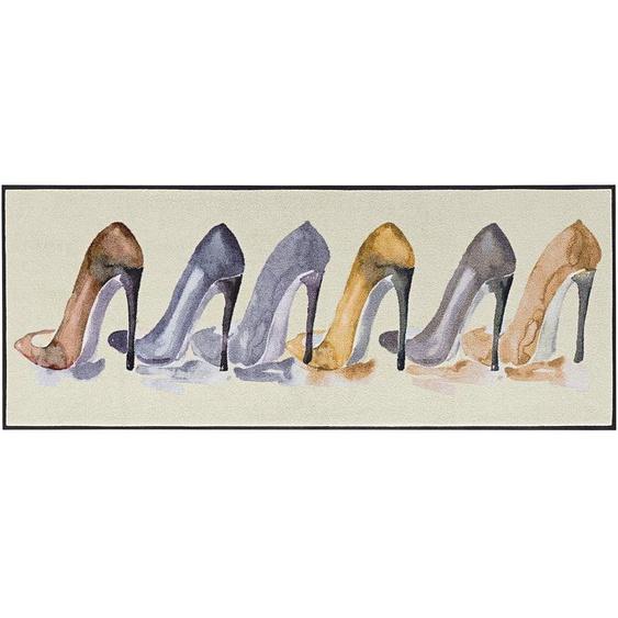 Fußmatte High Heels, waschbar