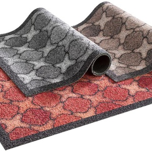 Fußmatte, rechteckig, 5 mm Höhe B/L: 90 cm x 120 cm, 1 St. beige Fußmatte Fußmatten Sofort lieferbar Diele Flur Möbel sofort