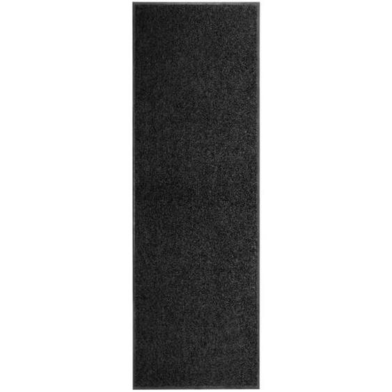 Schwarz-Gelb Arbeitsplatzmatte 60x90 cm Warnstreifen Anti-Erm/üdungsmatte Soft-Tritt