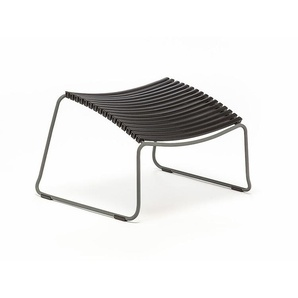 Fußstütze Click schwarz, 39x56x50 cm