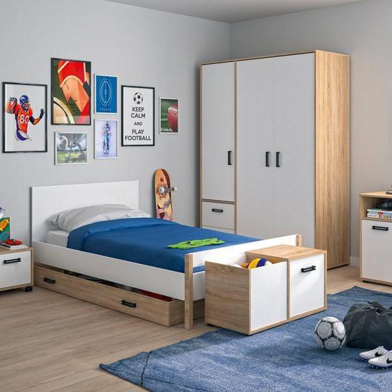 Gami Einzelbett »Kyllian«