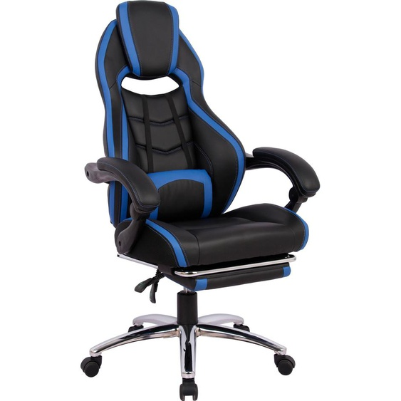 Gaming Chair Sprinta 1 B/H/T: 71 cm x 120 69 cm, Kunstleder schwarz Gamingstühle Bürostühle Stühle Sitzbänke